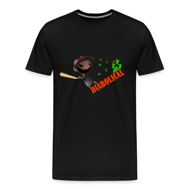 The 'Diabolical' Sack (Heavy T-Shirt) - Men's Premium T-Shirt