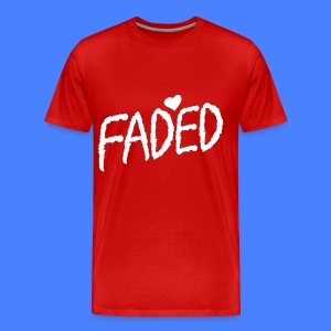 Faded XO T-Shirts - Men's Premium T-Shirt