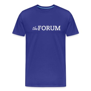 the Forum - Men's Premium T-Shirt