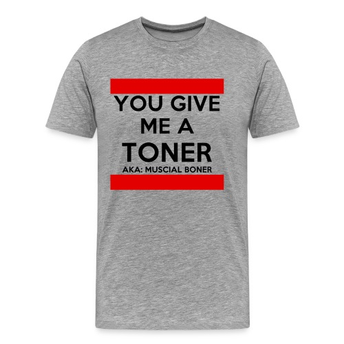 Toner - Men's Premium T-Shirt