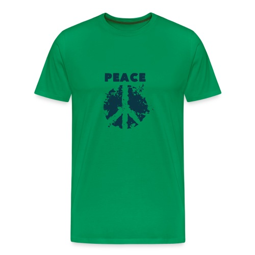 Peace - Men's Premium T-Shirt