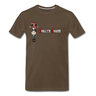 T-Shirts ~ Men's Premium T-Shirt ~ The Muffin Man (Heavy T-Shirt)