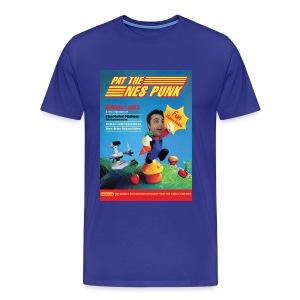 Punk DVD T - Heavyweight T - Men's Premium T-Shirt