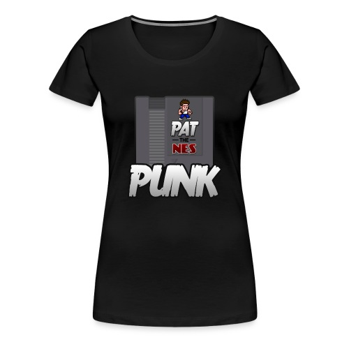 Punk Cart Fitted T Women's - Women's Premium T-Shirt