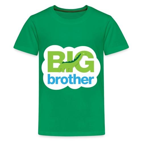 BigBrotherShirt - Kids' Premium T-Shirt