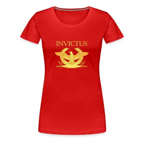 Invictus Women's T-Shirt - Women's Premium T-Shirt