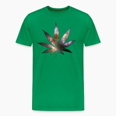 Cosmic Weed T-Shirts