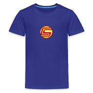 Kids' Shirts ~ Kids' Premium T-Shirt ~ CS Logo