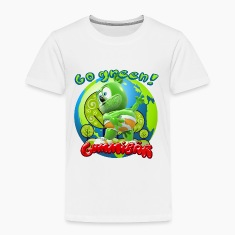 Gummibär Go Green Earth Day Toddler T-Shirt