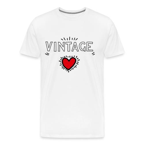 Vintageness 03 - Men's Premium T-Shirt