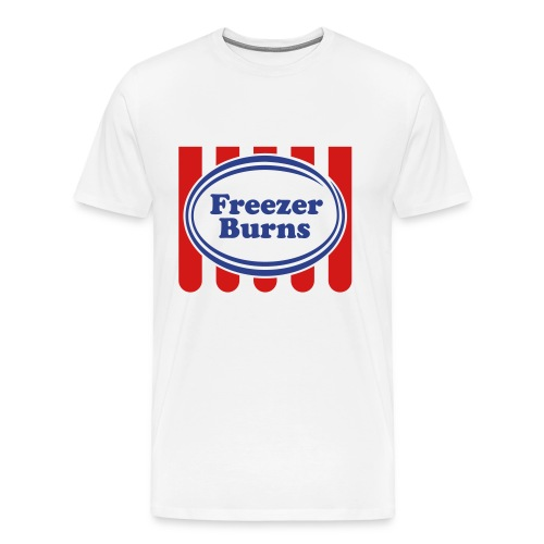 Ye Old Tyme Ice Cream Shoppe T-shirt - Men's Premium T-Shirt