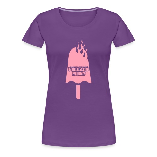 Pink Popsicle Ladies T - Women's Premium T-Shirt