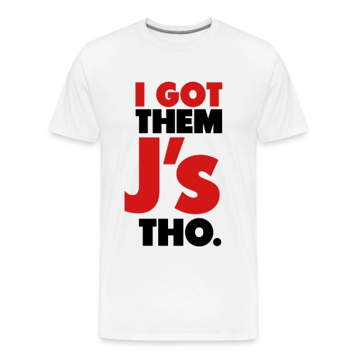 J's Tee - Men's Premium T-Shirt