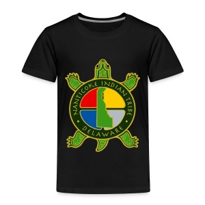 Nanticoke Indian Tribe - Toddler T-Shirt - Toddler Premium T-Shirt