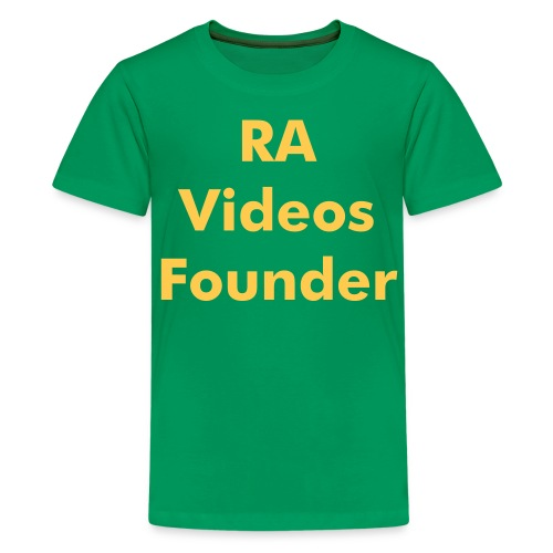 Kid's Founder Shirt - Kids' Premium T-Shirt