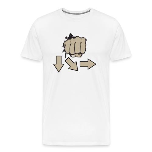 Hadouken Heavy - Men's Premium T-Shirt