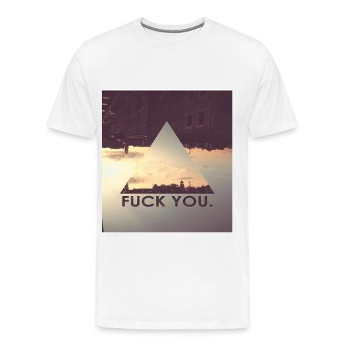 F U - Men's Premium T-Shirt