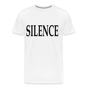 Silence scale - Men's Premium T-Shirt