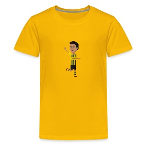 Kids T-Shirt - Four goals celebration - Kids' Premium T-Shirt
