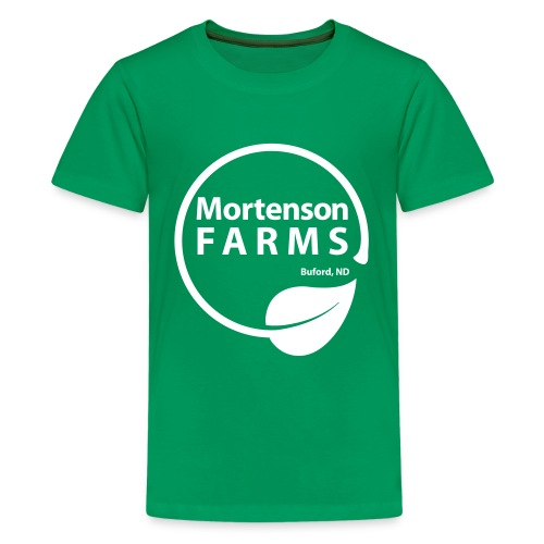 Mortenson Farms Kid's T-shirt - Kids' Premium T-Shirt