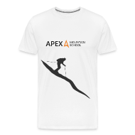 T-Shirts ~ Men's Premium T-Shirt ~ Men's Ski T-Shirt (Black)