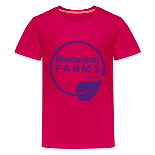 Mortenson Farms Girls T-shirt - Kids' Premium T-Shirt