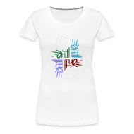 T-Shirts ~ Women's Premium T-Shirt ~ Elemental full-color women's T