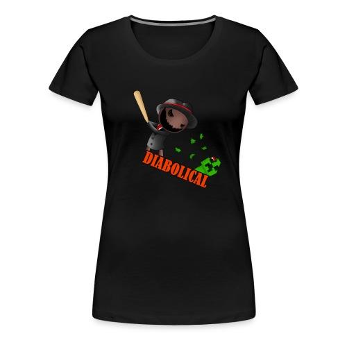 The 'Diabolical' Sack - Women's Premium T-Shirt