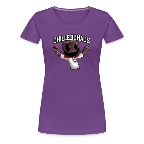 ChilledChaos MeatBalls! - Women's Premium T-Shirt