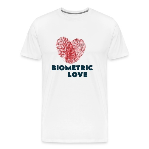 Biometric Love - Men's Premium T-Shirt