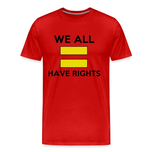Equal Rights - Men's Premium T-Shirt