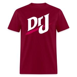Dr J is a Pepper - Men's T-Shirt