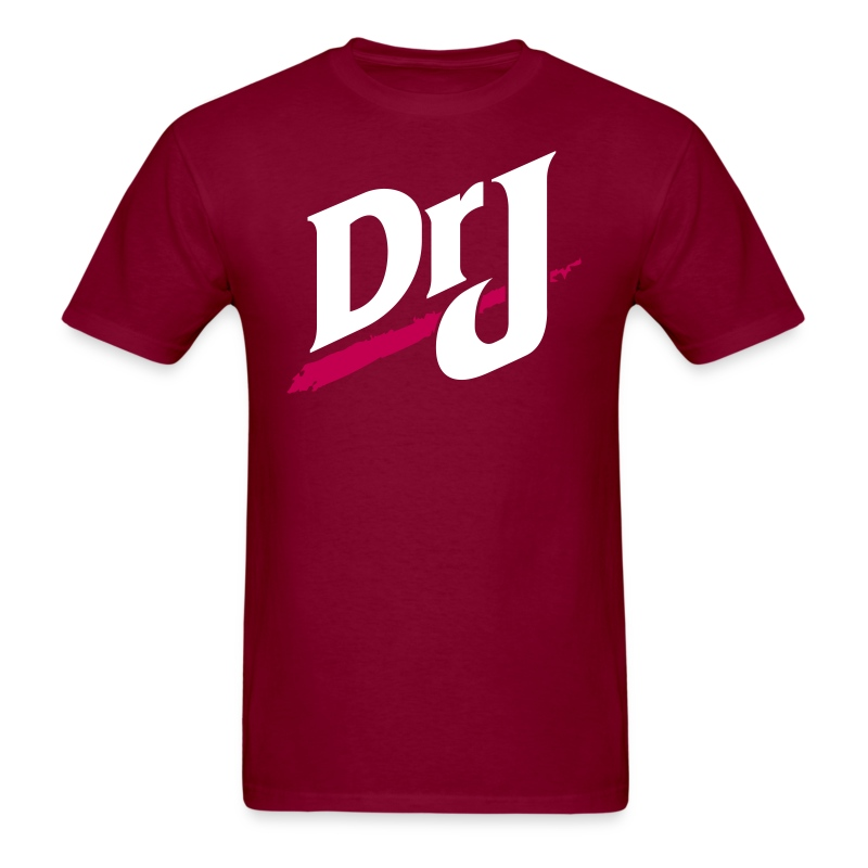 Dr J is a Pepper - Men's T-Shirt