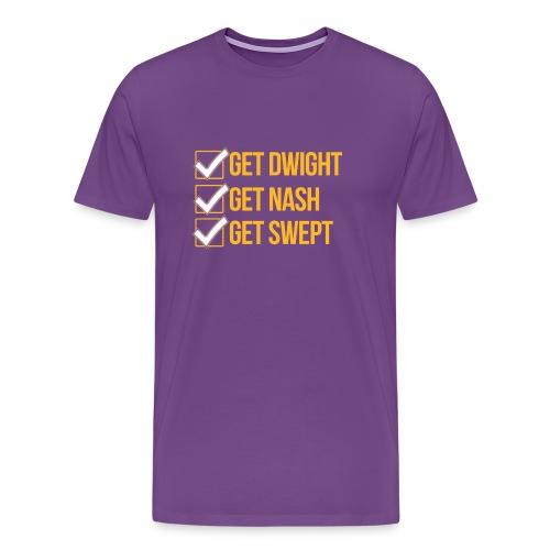 Get Swept - Men's Premium T-Shirt