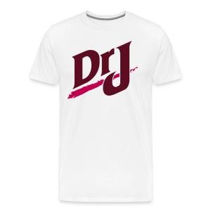 Dr J is a Pepper Lite - Men's Premium T-Shirt
