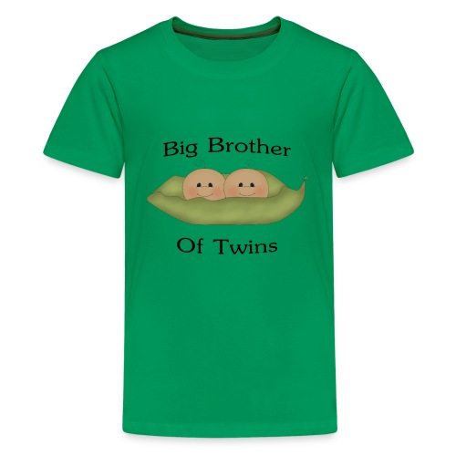 BigBrotherTwins - Kids' Premium T-Shirt