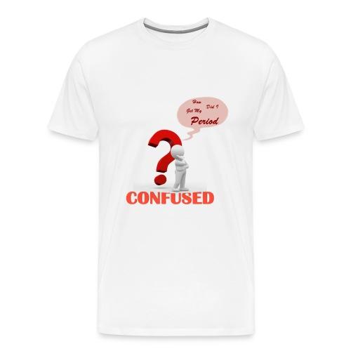 Question Mark - Men's Premium T-Shirt