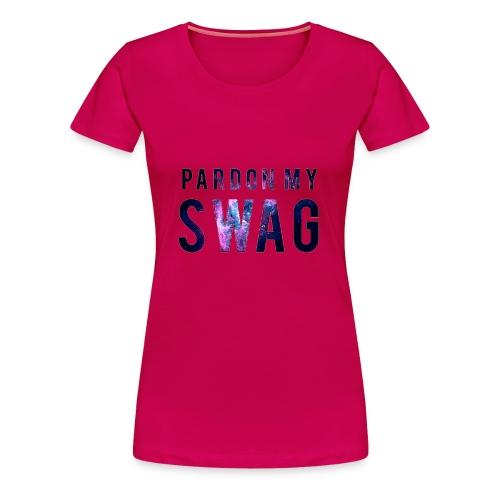Swag it  - Women's Premium T-Shirt