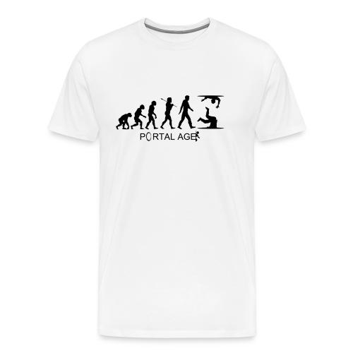 Portal age  - Men's Premium T-Shirt