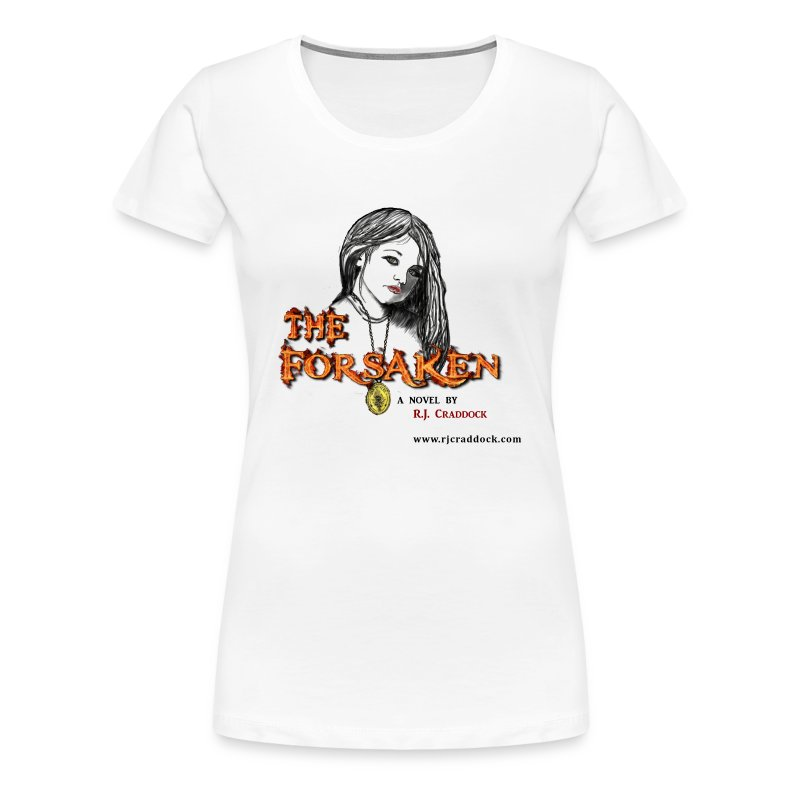The Forsaken novel tee - Women's Premium T-Shirt