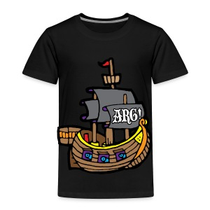 Ship Shape - Toddler T - Toddler Premium T-Shirt