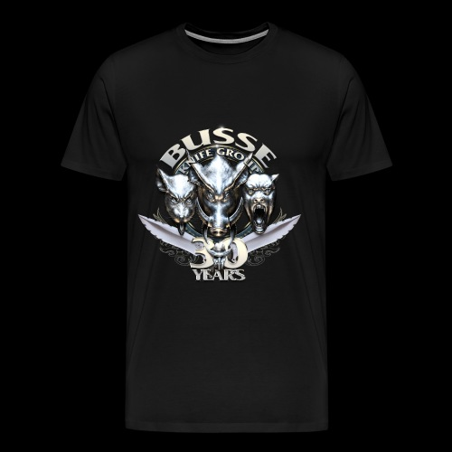 30th Anniversary Mens Tee - Men's Premium T-Shirt