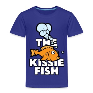 Kissie Fish - Toddler T - Toddler Premium T-Shirt