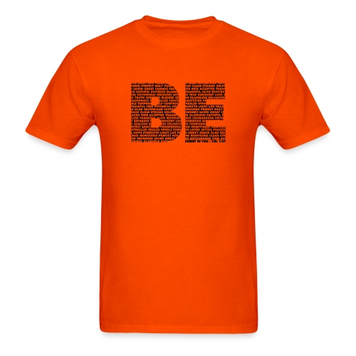 BE - Men's T-Shirt