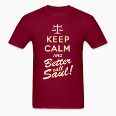 Keep calm and better call Saul