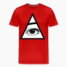 All Seeing Eye T-Shirts