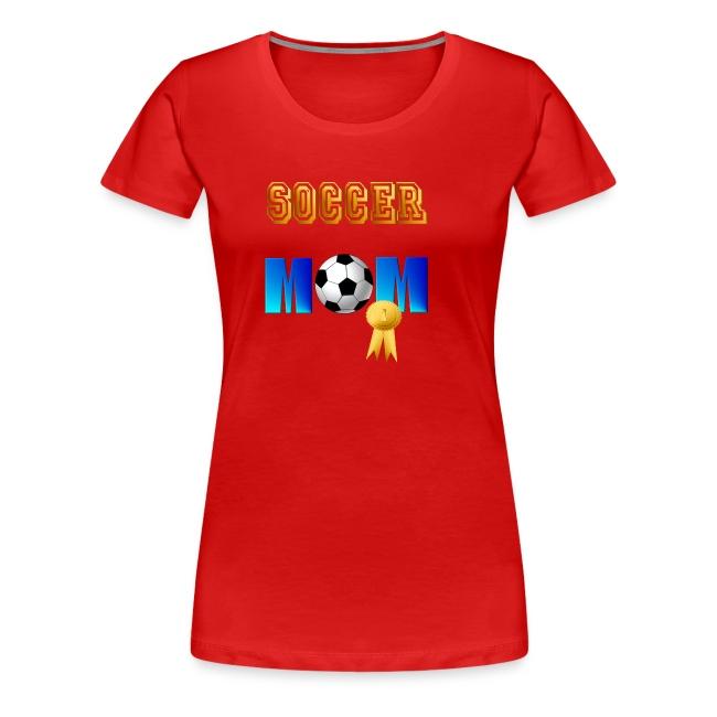 Soccer Mom-ribbon