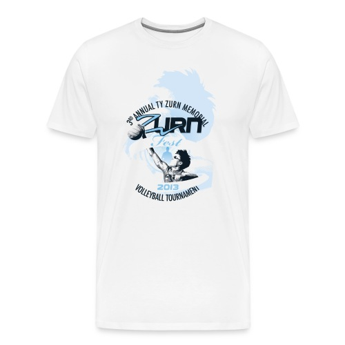 Men's 3XL/4XL T - 2013 - Men's Premium T-Shirt