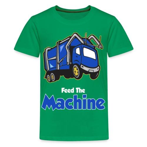 Feed The Machine - Kids' Premium T-Shirt