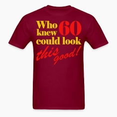 Funny 60th Birthday Gift Idea